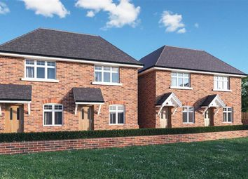 Thumbnail 2 bed semi-detached house for sale in Pigeon Close, Blandford St. Mary, Blandford Forum