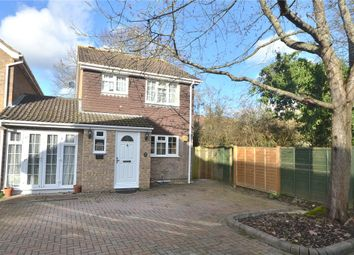 Thumbnail 3 bed link-detached house for sale in Tangway, Chineham, Basingstoke