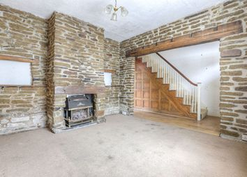 Thumbnail 2 bed terraced house for sale in Manor Park Road, Glossop
