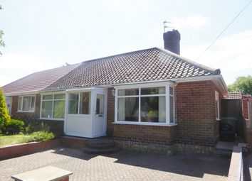 Thumbnail 2 bed semi-detached bungalow for sale in Fellbrook Avenue, York