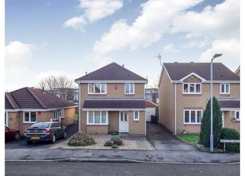 Thumbnail 3 bed detached house for sale in Hickton Drive, Chilwell, Nottingham, Nottinghamshire