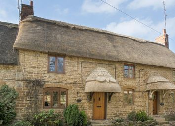 Thumbnail 2 bedroom cottage for sale in Park Lane, Swalcliffe, Banbury
