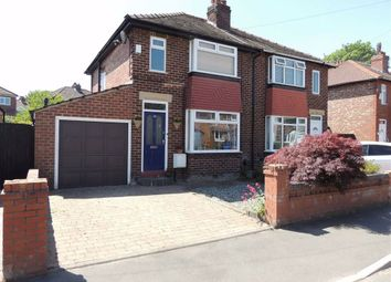 Thumbnail 3 bed semi-detached house for sale in Beech Avenue, Hazel Grove, Stockport