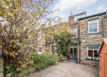 Thumbnail 3 bed terraced house for sale in Frizinghall Road, Frizinghall, Bradford