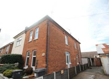 Thumbnail 3 bedroom end terrace house to rent in Spring Road, Springbourne, Bournemouth