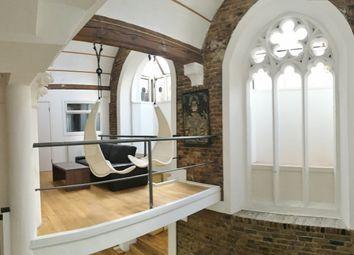 Thumbnail 4 bedroom flat to rent in Camden Park Road, Camden NW1, Camden,