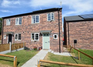 Thumbnail 3 bed semi-detached house for sale in Spinners Close, South Normanton, Alfreton, Derbyshire