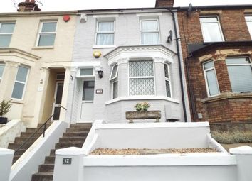 Thumbnail 2 bed terraced house to rent in Brookfield Avenue, Dover