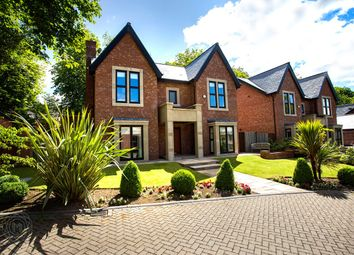 Thumbnail 5 bed detached house for sale in Markland Hill, Heaton, Bolton