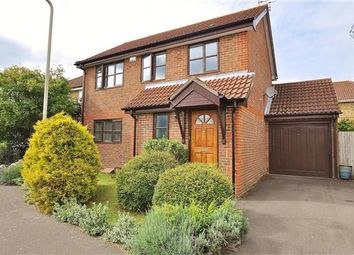 Thumbnail 3 bed detached house for sale in Orchard Heights, Ashford