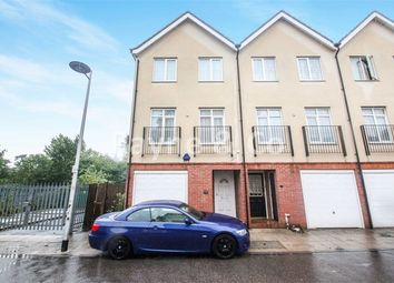 Thumbnail 4 bedroom end terrace house for sale in Cedar Close, Ilford, Essex