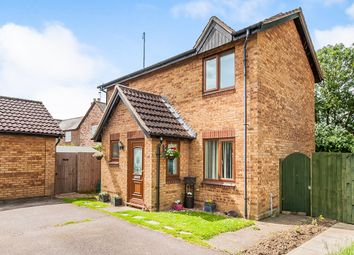 Thumbnail 3 bed detached house for sale in Chestnut Close, Sawtry, Huntingdon