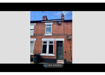 2 bed terraced house to rent in Woods Lane, Derby DE22