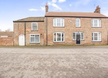 Thumbnail 4 bed semi-detached house for sale in Terrington St. Clement, King's Lynn, Sutton Road