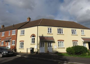 Thumbnail 2 bed flat to rent in Walnut Place, Ilminster