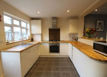 Thumbnail 4 bed terraced house for sale in Bickley Crescent, Bickley, Bromley