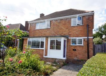Thumbnail 4 bed detached house for sale in Sibley Avenue, Harpenden