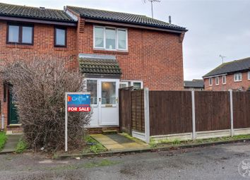 Thumbnail 1 bedroom end terrace house for sale in Dryden Place, Tilbury