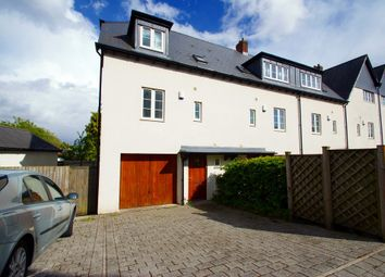 Thumbnail 4 bed town house to rent in Afon Close, Began Road, Old St. Mellons, Cardiff
