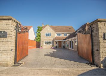 Thumbnail 5 bed detached house for sale in Berkeley Gardens, Keynsham