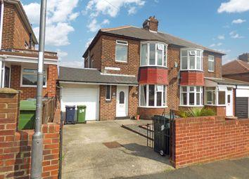 3 bed semi-detached house for sale in Oakfield Road, Gateshead NE11