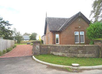 Thumbnail 4 bed cottage for sale in Nunwood Lodge, 3 Nunwood Road, Dumfries