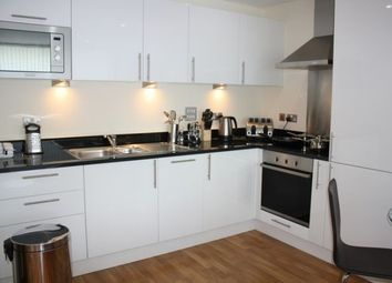 Thumbnail 3 bed flat to rent in Franklin Building, - Student Accommodation., Canary Wharf