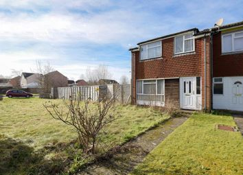 Thumbnail 4 bed end terrace house for sale in Reed Walk, Newbury