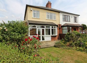 Thumbnail 3 bed semi-detached house for sale in Portage Avenue, Leeds