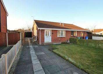 Thumbnail 2 bed semi-detached bungalow for sale in Tiverton Close, Widnes