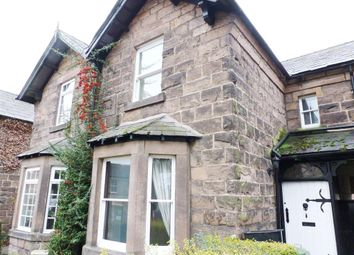Thumbnail 2 bed cottage to rent in Town Street, Duffield, Derbyshire