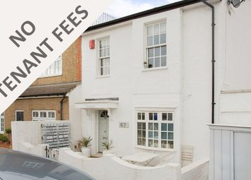 Thumbnail 3 bed flat to rent in Cheltenham Road, London