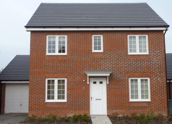 Thumbnail 4 bed detached house to rent in Dakota Way, Eastleigh