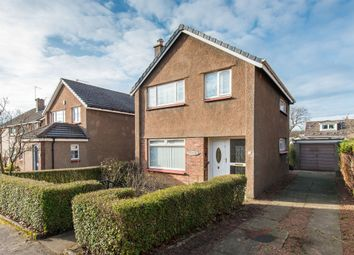Thumbnail 3 bed detached house for sale in Clerwood Place, Edinburgh
