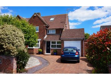 Thumbnail 4 bed semi-detached house for sale in Jellicoe Avenue, Gosport