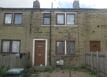 Thumbnail 2 bed terraced house to rent in Holme Top Lane, Bradford, West Yorkshire