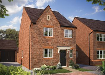 "Thumbnail 3 bed semi-detached house for sale in ""The Clarendon"" at Heyford Park, Camp Road, Upper Heyford, Bicester"