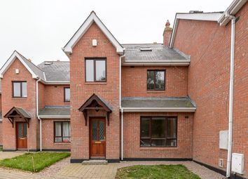 Thumbnail 4 bed town house for sale in 3 College Court, Donabate, County Dublin