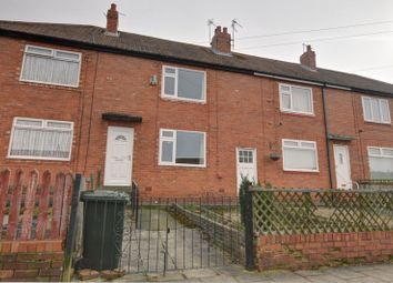 Thumbnail 2 bedroom terraced house for sale in Cheeseburn Gardens, Fenham, Newcastle Upon Tyne