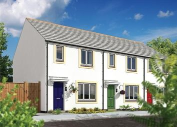Thumbnail 3 bedroom semi-detached house for sale in Dunmere Road, Bodmin