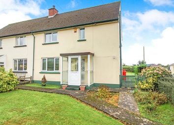 Thumbnail 3 bed semi-detached house for sale in Coronation Place, Shebbear, Beaworthy