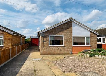 Thumbnail 2 bed detached bungalow for sale in Teal Road, Whittlesey, Peterborough