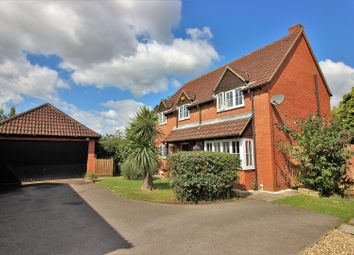 Thumbnail 4 bed detached house for sale in Oaktree Crescent, Bradley Stoke