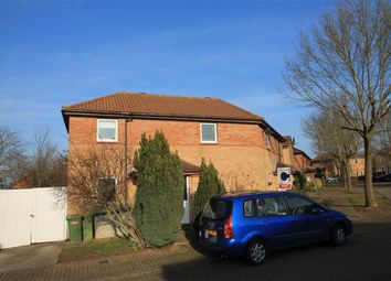Thumbnail 3 bed semi-detached house to rent in Bottesford Close, Emerson Valley, Milton Keynes, Bucks