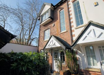 Thumbnail 3 bed town house for sale in The Shambles, Knutsford