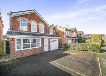 Thumbnail 4 bed detached house for sale in Minster Close, Winsford, Cheshire, England