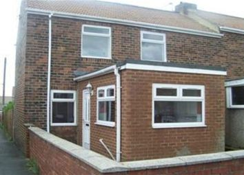 Thumbnail 3 bed terraced house for sale in George Avenue, Peterlee, Durham