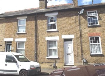 Thumbnail 2 bedroom terraced house to rent in North Road, Hoddesdon