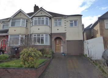 4 bed semi-detached house for sale in Midhurst Road, Birmingham B30