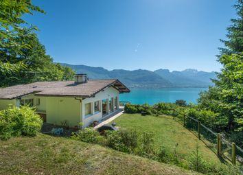 Thumbnail 6 bed detached house for sale in Lake Annecy West Side, Sévrier, Seynod, Annecy, Haute-Savoie, Rhône-Alpes, France